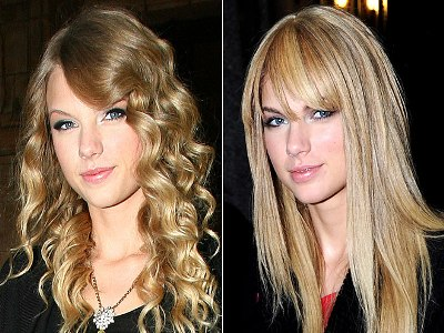 taylor-swift-straight-hair-vs-curly-hair