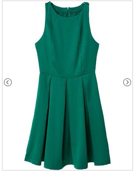 haljina zelena 20